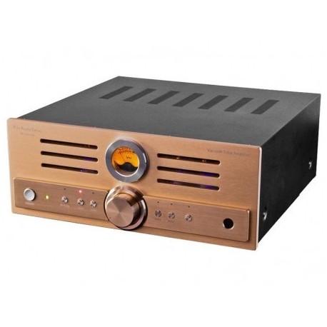 pier audio ms 680 anniversaire  gold  ampli hybride intégré