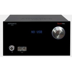 ADVANCE ACOUSTIC PX1 NOIR PREAMPLI / DAC