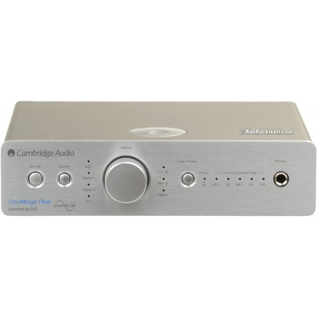 CAMBRIDGE AUDIO DAC MAGIC PLUS noir CONVERTISSEUR EXPOSITION