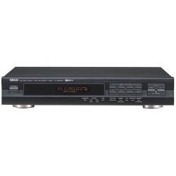 Tuner Yamaha TX-492 noir - Fonction RDS PS, PTY, RT, CT, EON et PTY SEEK, mémorisation de 40 fréquences AM/FM occasion
