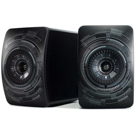 KEF LS50 Wireless Marcel Wanders Edition (la paire)