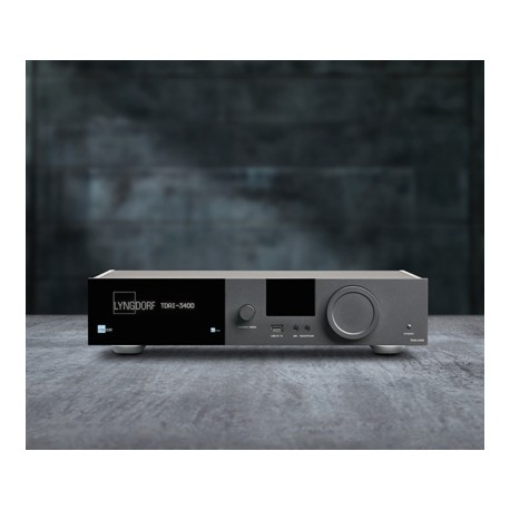 LYNDORD TDAI 3400 AMPLIFICATEUR INTEGRE + CARTE ANALOG HIGH END ET HDMI